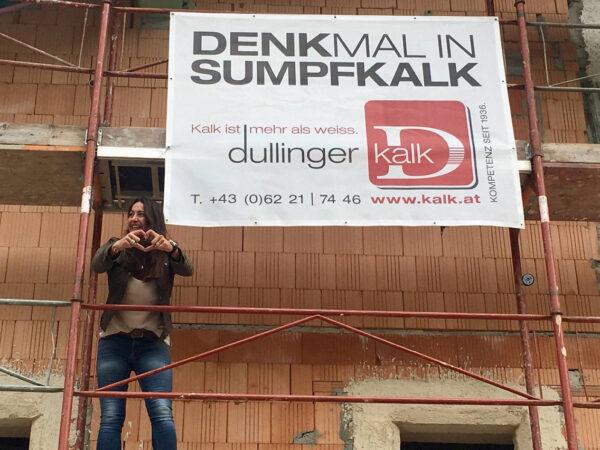 Denkmal Sumpfkalk, Dullinger kalk