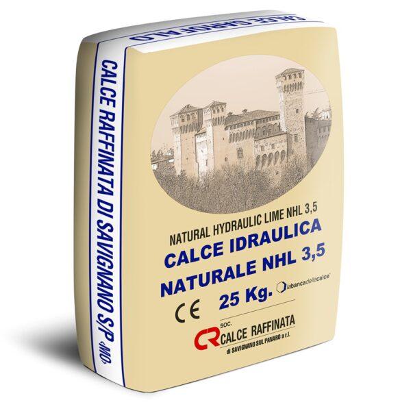 Hydraulische kalk NHL 3,5