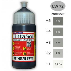 Tintasol LW72 antraciet kleurconcentraat kalkbestendig