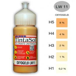 Tintasol oxide geel Kleurconcentraat kalkbestendig