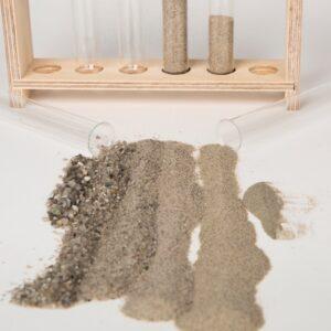 Zandmix 0-4 mm met puzzolaan
